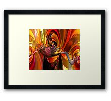 Twilight Jester Fx  Framed Print