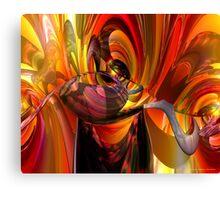 Twilight Jester Fx  Canvas Print