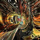 ColorFast Tiger Fx  by GAdamOrosco