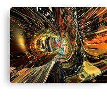 ColorFast Tiger Fx  Canvas Print