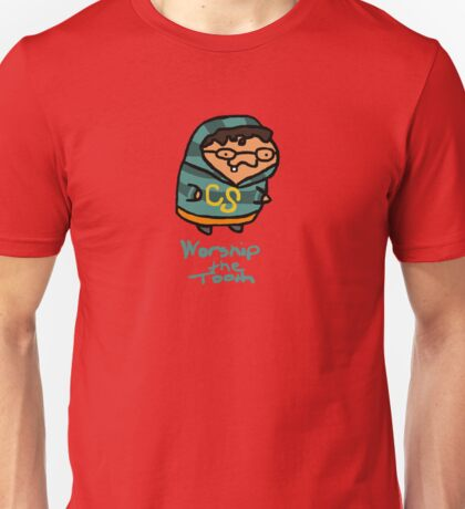 Worship The Tooth Unisex T-Shirt