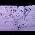 fairie flying with thr birds by MardiGCalero