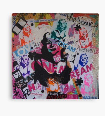 Dream Love Canvas Print