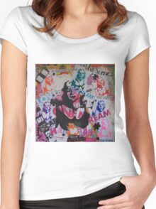 Dream Love Women's Fitted Scoop T-Shirt