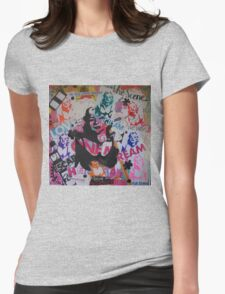 Dream Love Womens Fitted T-Shirt