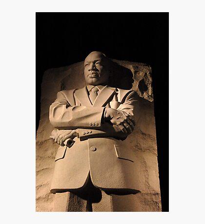 MLK, Jr. Memorial Photographic Print