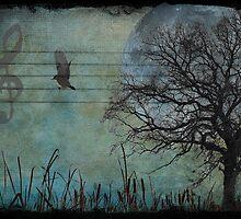 Blackbird by MarieG