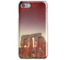 Days gone by.... New Norcia ruin's, Western Australia iPhone Case/Skin