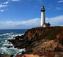 Pigeon Point  by Daniel Silva