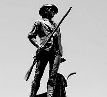 Minuteman by Daniel Silva