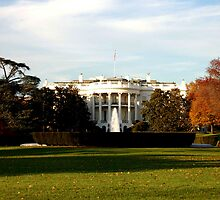 White House by Daniel Silva