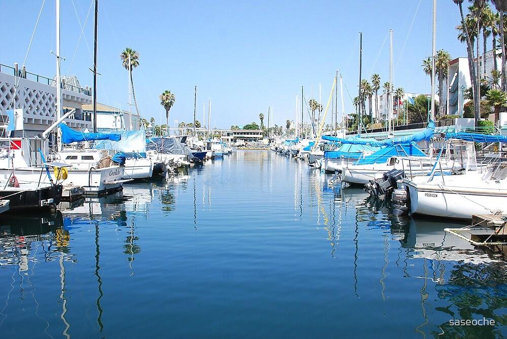 Docking Area by saseoche