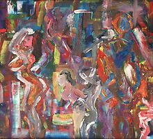 Inside My Mind by Vanessa Bernal