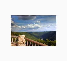 The View From Coopers Rock Unisex T-Shirt