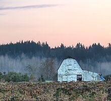Berry Farm as Dusk Nears by Dale Lockwood
