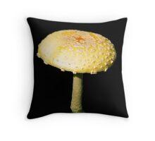Amanita Sunset Throw Pillow
