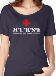 M*U*R*S*E Women's Relaxed Fit T-Shirt