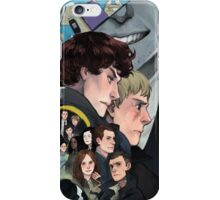 Sherlock Cell Phone Case iPhone Case/Skin