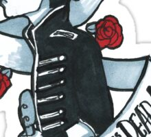 The Black Parade- Mikey Sticker