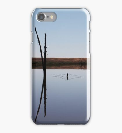 Mirrored Reflections iPhone Case/Skin