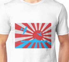 Kamikaze Unisex T-Shirt
