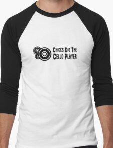 Cello Men's Baseball ¾ T-Shirt