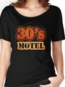 Vintage 30's Motel - T-Shirt Women's Relaxed Fit T-Shirt
