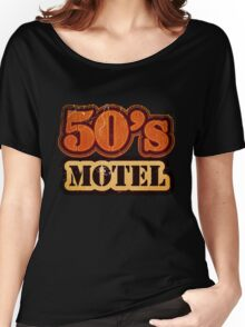 Vintage 50's Motel - T-Shirt Women's Relaxed Fit T-Shirt