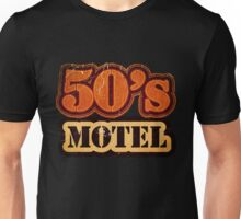 Vintage 50's Motel - T-Shirt Unisex T-Shirt