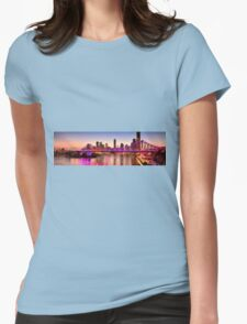 The Story Bridge Womens Fitted T-Shirt