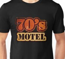 Vintage 70's Motel - T-Shirt Unisex T-Shirt
