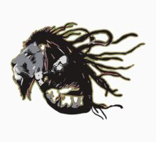 Bob Marley the heart of a Lion by ARTofMEWA