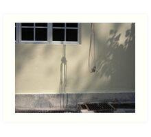 The Rope - Joan Art Print
