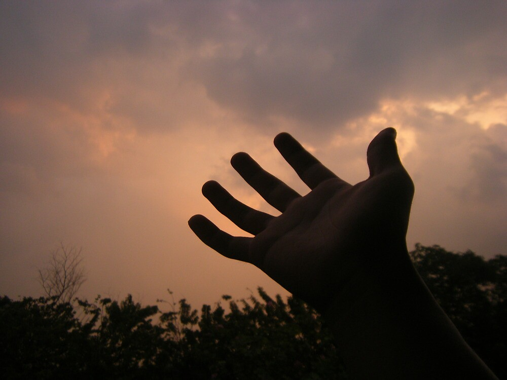 The Hand - Zaw Naw by EveryoneHasHope