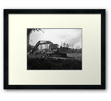When it's Gone - Alex Framed Print