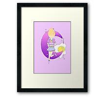 Magical Egg Framed Print