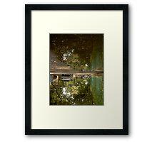UpsideDown - Amos Framed Print