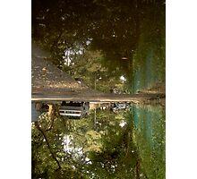 UpsideDown - Amos Photographic Print