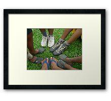 Good Sport - Amos Framed Print