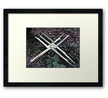Creations - Andrew Framed Print