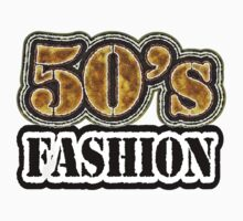 Vintage 50's Fashion - T-Shirt Kids Clothes