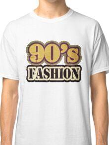 Vintage 90's Fashion - T-Shirt Classic T-Shirt
