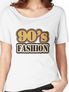 Vintage 90's Fashion - T-Shirt Women's Relaxed Fit T-Shirt