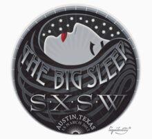 The Big Sleep SXSW - T shirt Kids Clothes