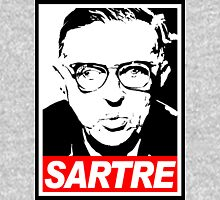 Jean-Paul Sartre Unisex T-Shirt