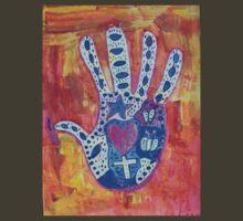 The hand's eye by Desmond Hampel