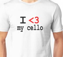 Cello Unisex T-Shirt