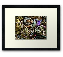 Look Again in Your Heart Framed Print