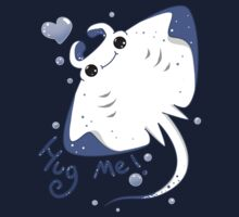 Manta Ray : Hug me! Kids Clothes