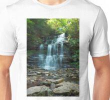 Ganoga Falls As Summer Arrives Unisex T-Shirt